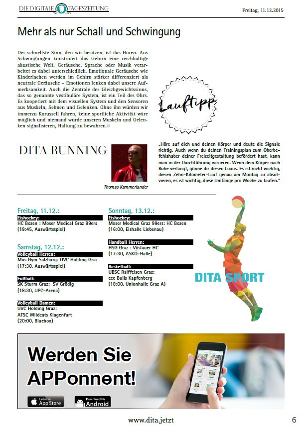 2015_12_11_DigitaleTageszeitung_DITA_71_Mehr als nur Schall und Schwingung