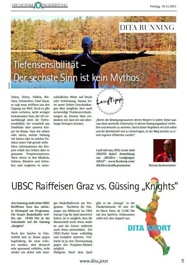 2015_12_18_DigitaleTageszeitung_DITA_76_Tiefensensibilität_Der sechste Sinn ist kein Mythos