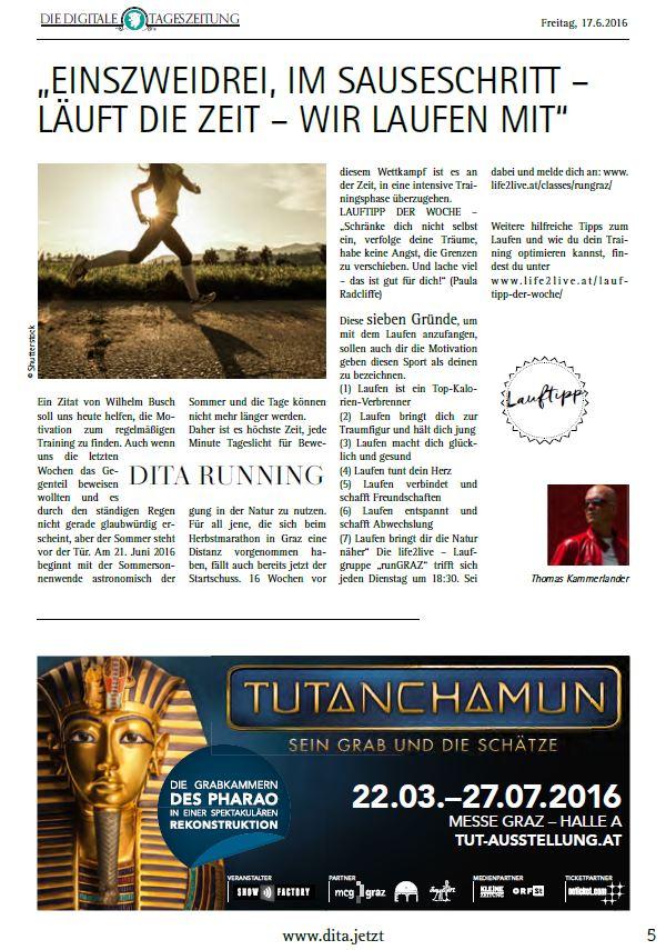 2016_06_17_DigitaleTageszeitung_DITA_181_EINSZWEIDREI, IM SAUSESCHRITT – LÄUFT DIE ZEIT – WIR LAUFEN MIT
