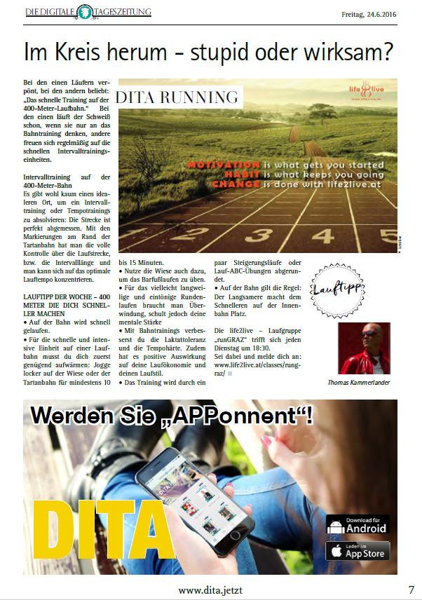 2016_06_24_DigitaleTageszeitung_DITA_186__IM KREIS HERUM - STUPID ODER WIRKSAM